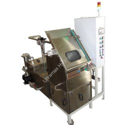 Rotary Ultrasonic Component Cleaning Machine