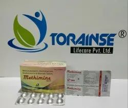 Methycobalamin 1500mcg   Alha lipoic acid 100mg   Folic Acid1. 5mg   Benfothiamine 50mg   Inositol 1
