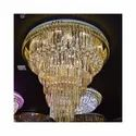 Glass LED Decorative Hanging Chandelie