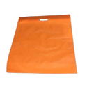 Orange D Cut Bag