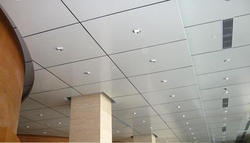 Metal False Ceiling Works