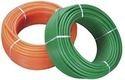 PU Cord Green And Orange