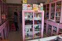 Storage Cabinets Medical Showcase, For Shop, 5 Shelves