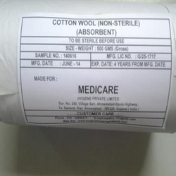Medicare Hygiene Cotton Wool Roll