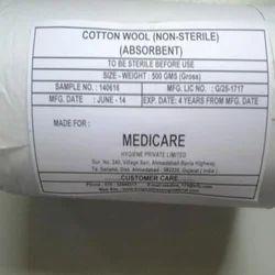 Medicare Hygiene Cotton Wool Roll