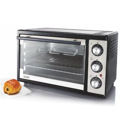 Domestic 1500 W Glen 5025 BLRC 25 Litre Multi Function Oven Toaster Griller