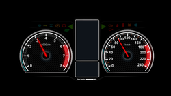 Speed (RPM) Indicator & Controller