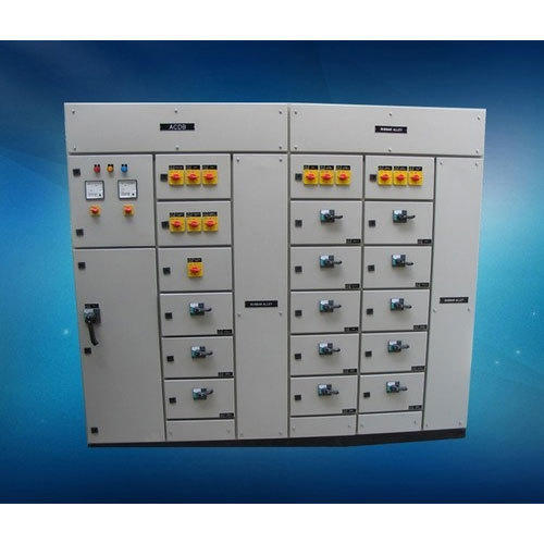 Power Distribution Panel, IP Rating: IP40