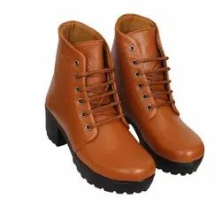 Women PU Leather Boots