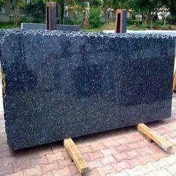 Blue Pearl Granite Stone, Thickness: 15-20 mm