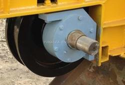 Wheel Assembly For Heavy Duty Crane