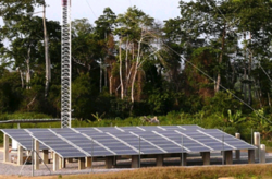 Telecom Solar Power Plants