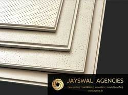 GRG Gypsum Grid Ceiling Tile