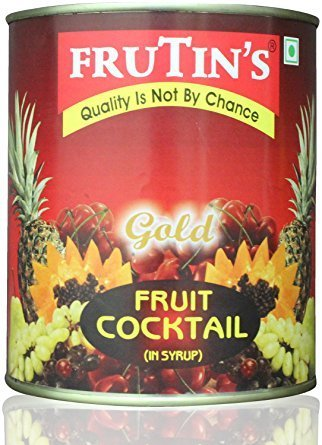 Canned Fruits - Fruit Cocktail Wholesale Distributor from