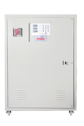 Servo Controlled Voltage stabilizer 125KVA Three Phase
