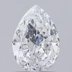 1.00ct Pear Diamond D VS1 IGI Certified Lab Grown CVD Type2A