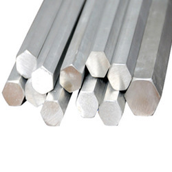 Stainless Steel Bright Hex Bar