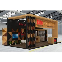 Exhibition Stall Designing Services in Pan India