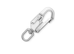 Swivel Hook For Safety Harness