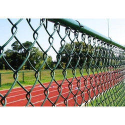 Outdoor Chain Link Fencing