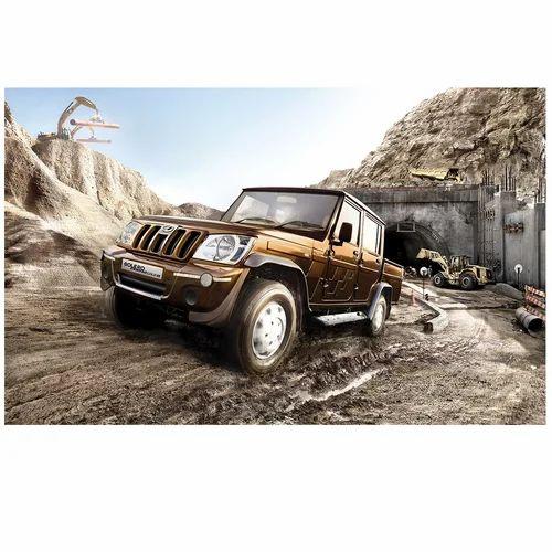 Mahindra Vx 1800 Kg Bolero Camper Gold At Rs 752906 Piece