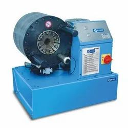 Hydraulic Hose Crimping Machine Horizontal Type
