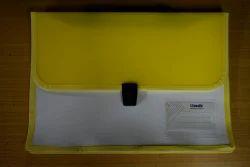Classik Plastic Button File Folder Expanding Bag_631