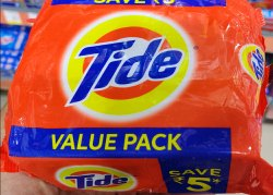 Tide Detergent Powder