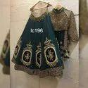 Ladies Velvet Designer Lehenga Choli