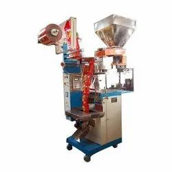 Ss 50 Hz Pneumatic Form Fill Seal Machine, For Pouch Sealing, 380 V