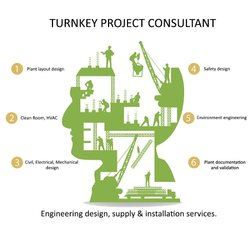 Tablet Plant Project Consulting Service