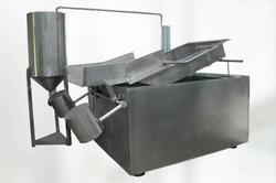 Rectangular Batch Fryer