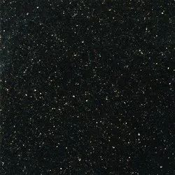 South India Black Galaxy Granite, Polished, Thickness: 15-20 mm