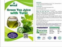 Green Tea with Tulsi