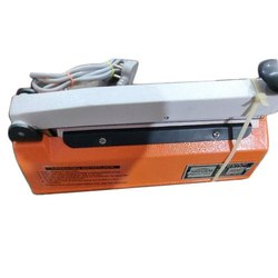Aluminium Hand Sealer, Capacity: 20 Pouch Per Min