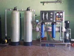 Industrial RO Water Plants