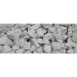 Cut-to-Size White Poultry Limestone, Thickness: 1 Mm