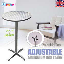 Cafe table High Automatic lift & fold