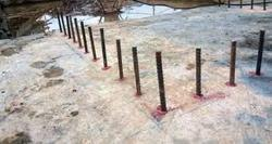 Chemical Anchoring Rebar / Bolts