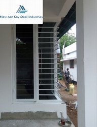 Corner Window Frame