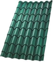 Geo Green Matte Finish Ultima Eurotile Roofing Sheet
