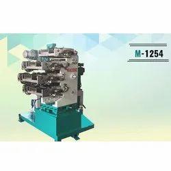 1254 BO Four Color Dry Offset Printing Machine