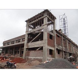 Concrete School Building Construction Service