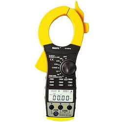 Power On Clamp Meter