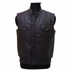 Stylish Leather Vest