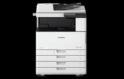 Canon IR-Adv C3530 III With Platen Cover And Toner Set