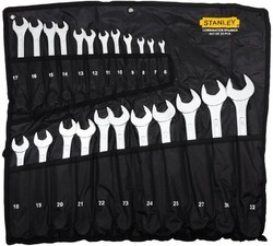 Stanley Combination Spanner Set