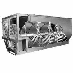 Mild Steel Stainless Steel Ribbon Blender