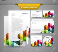 Stationery Template Printing