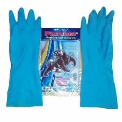 Panther Flock Lining Household Gloves